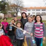 """Да почистим България за един ден - Начално Училище """"Христо Ботев"""""""