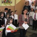 """Тържество по случай 3 март - Начално Училище """"Христо Ботев"""""""